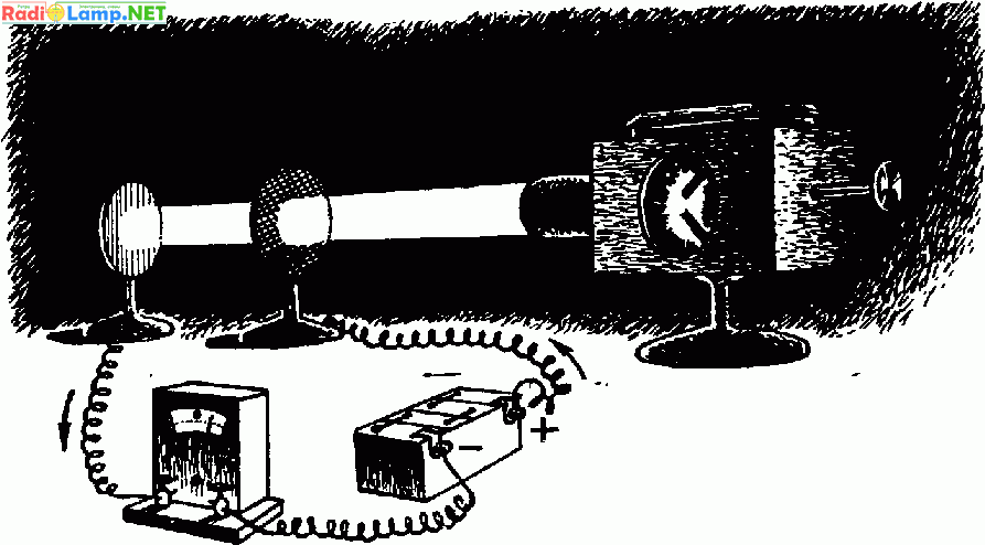Фотоэлемент - электрический