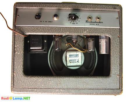 Схема однотактного усилителя мощности фото 573