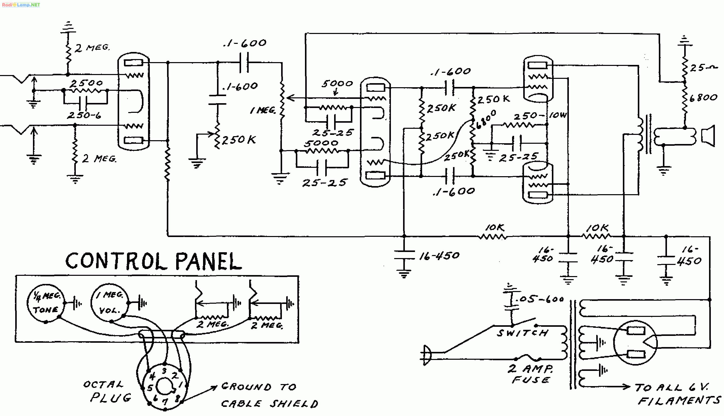 Схема усилителя мощности передатчика фото 994