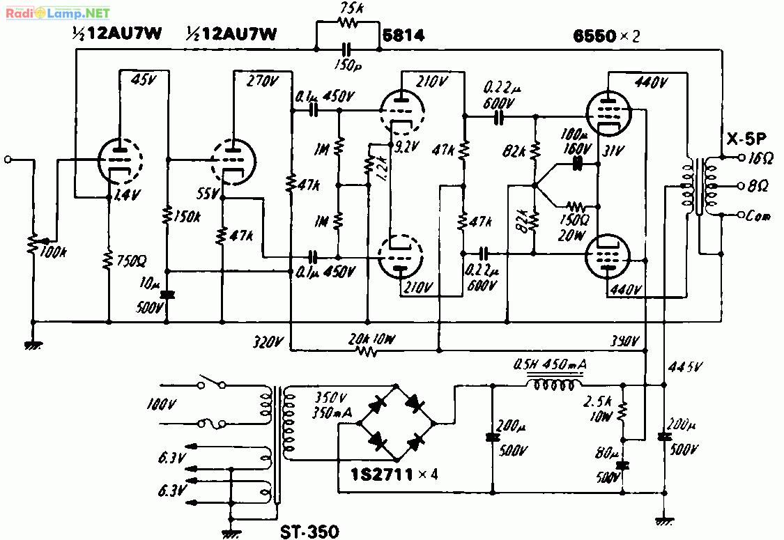 Gm70   New Concept further Ecl86 together with Board moreover Lee in addition The Octal Line Pre lifier Part 1. on schematic of a triode tube