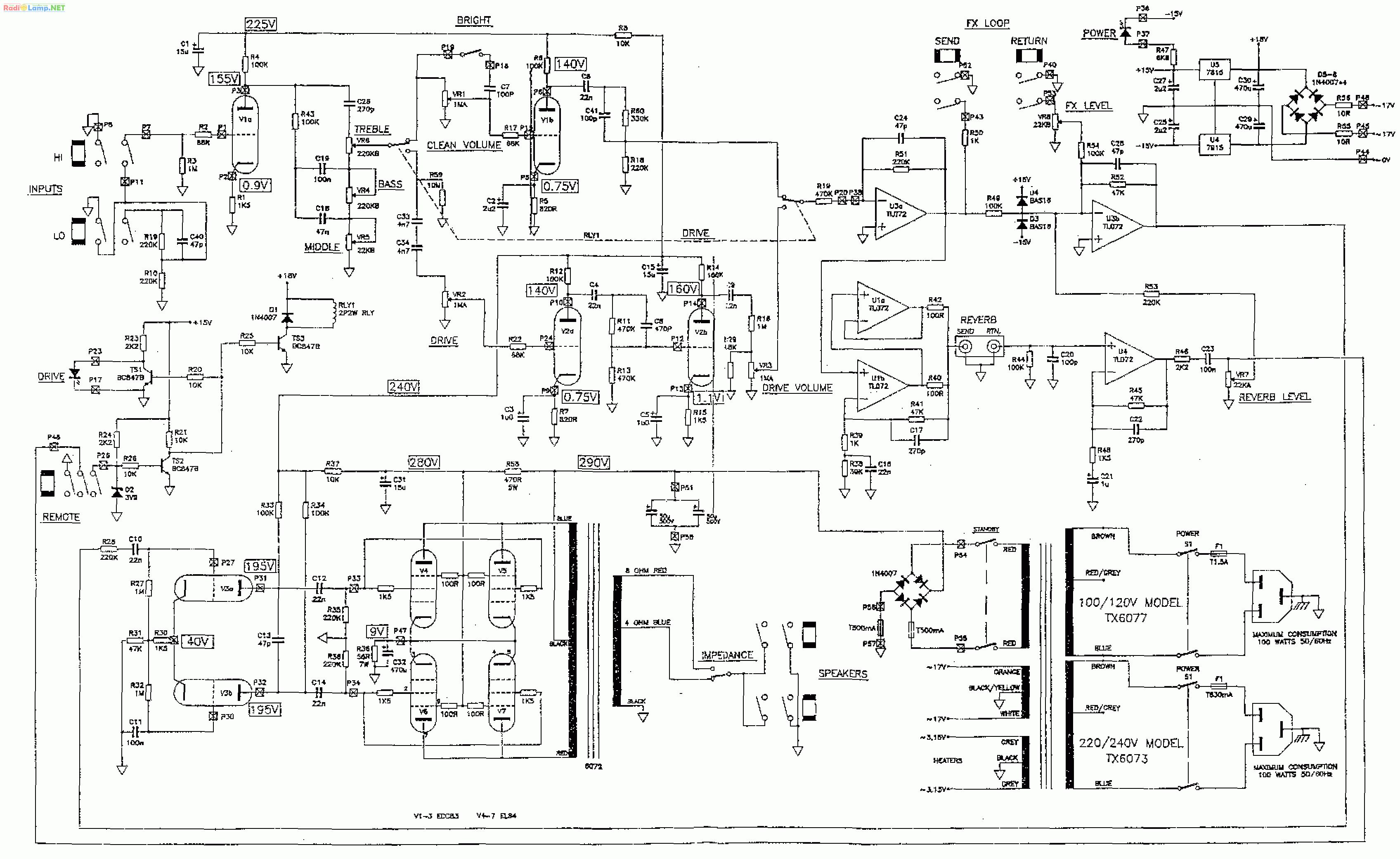 Схема простого усилителя мощности фото 208