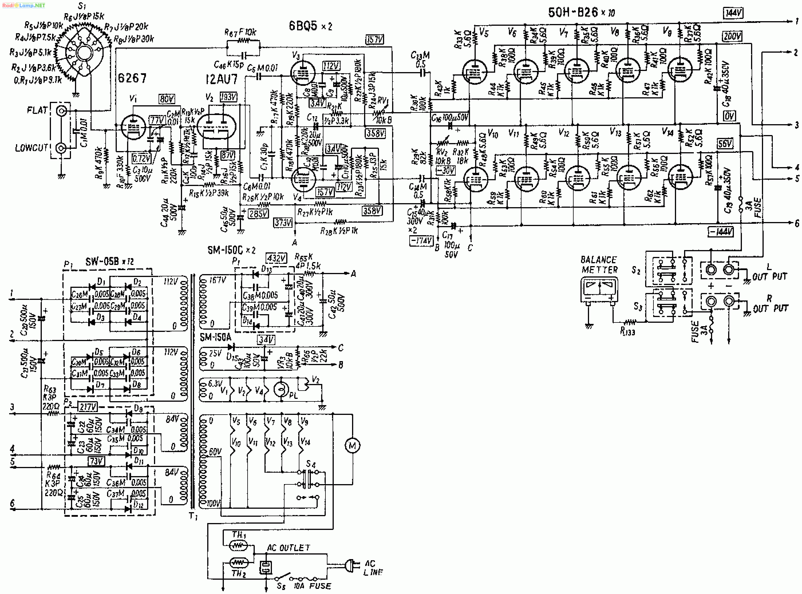 technics 20a