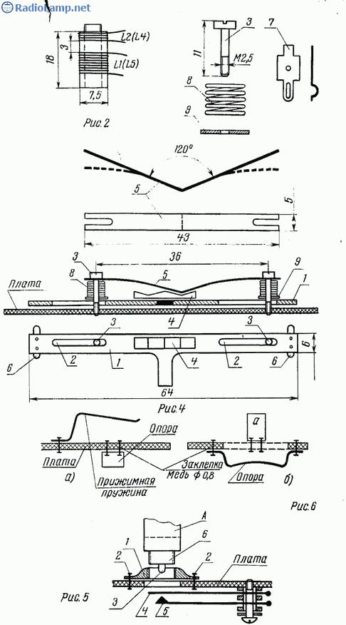Схема коротковолнового (КВ)