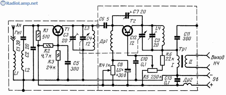 Транзисторные приемники и их