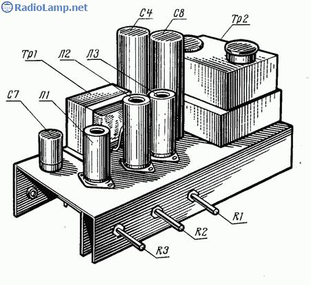 6н2п 6п14п - Всемирная схемотехника.