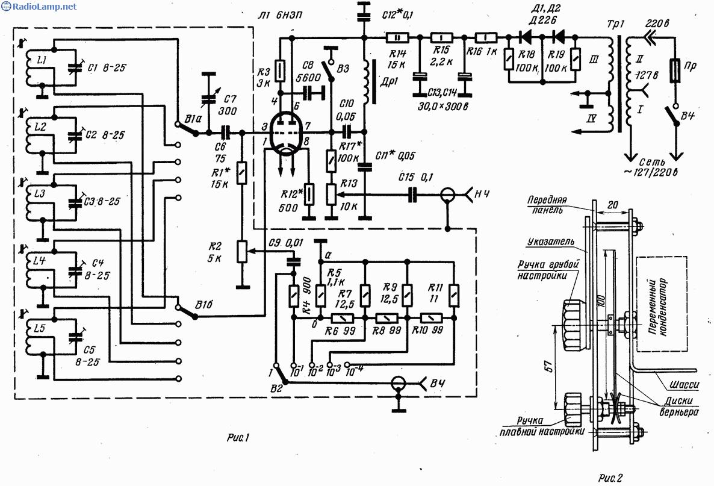 Схема простого звукового генератора фото 457