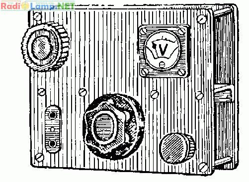 Лицевая панель передатчика