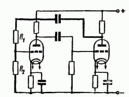 Генератор звуковых колебаний
