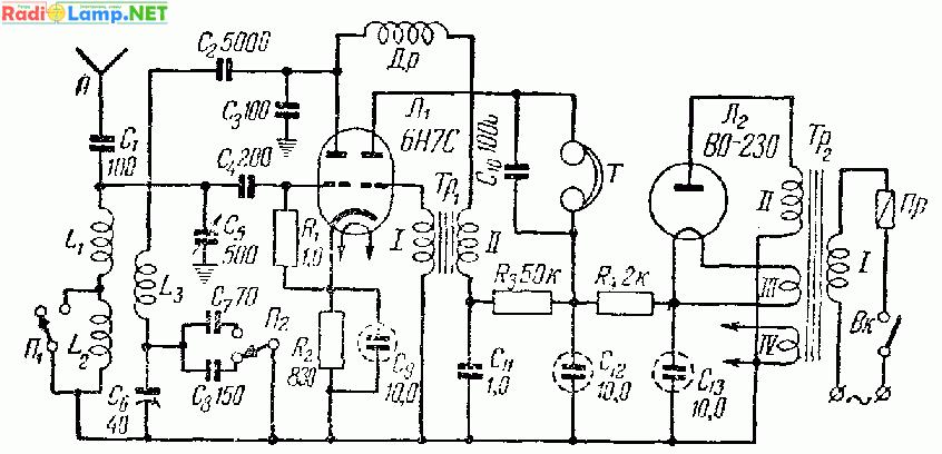 Ламповый стерео приемник своими руками 8