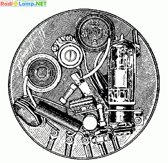 радиоточка на пентоде 1Б1П