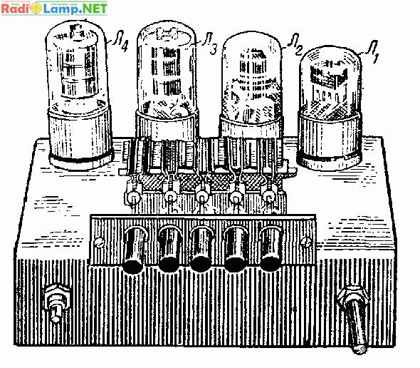 6Н8С, 2 х 6П6С
