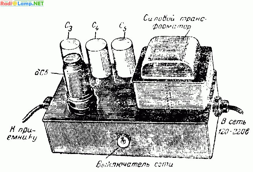 Схема простого
