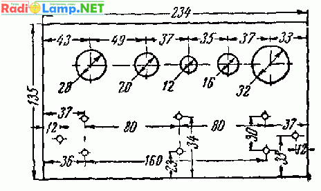 Схема УКВ передатчика 420 Мгц