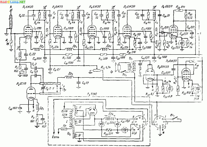 схема fm радиоприемника начинающим