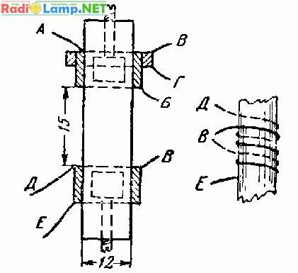 Схема УКВ радиоприемника в