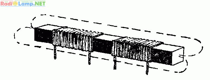 Рамочная антенна для fm радио 2