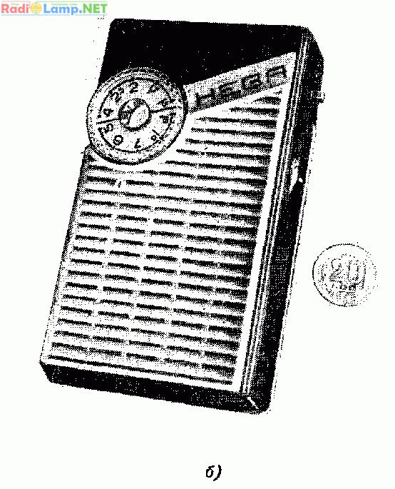 Радиоприемники, в которых